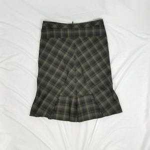 BCBGMaxAzria Wool Skirt